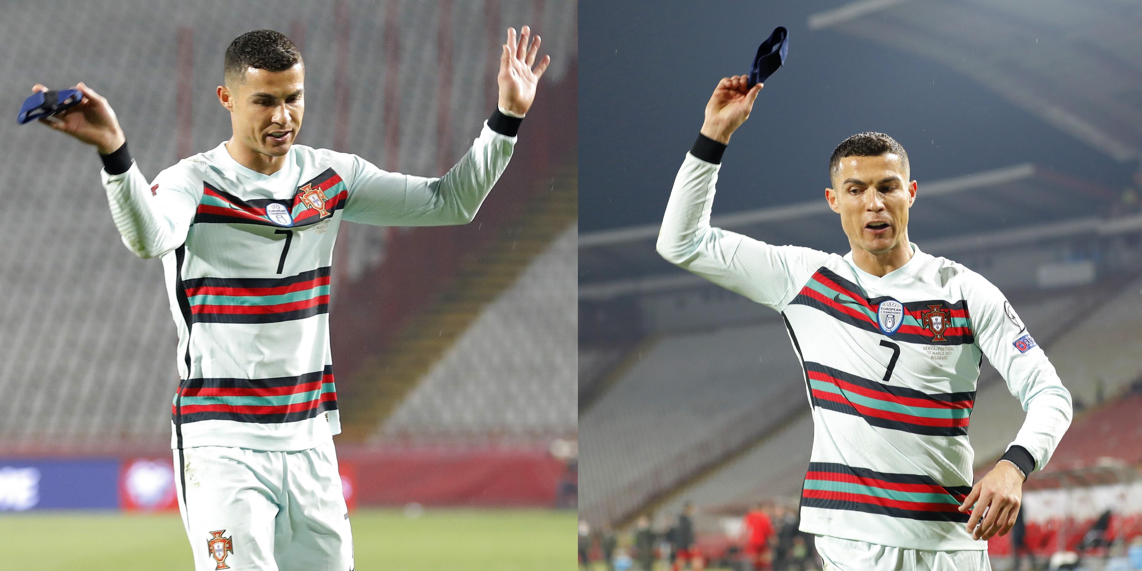 (Video) LFC star Diogo Jota shines as Cristiano Ronaldo throws a strop – Portugal highlights
