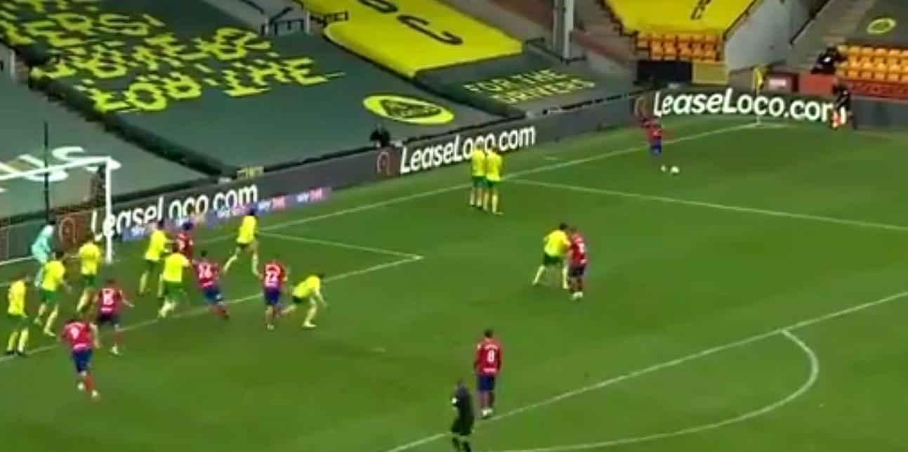 (Video) Harvey Elliott bags late free-kick assist to earn point for Blackburn Rovers