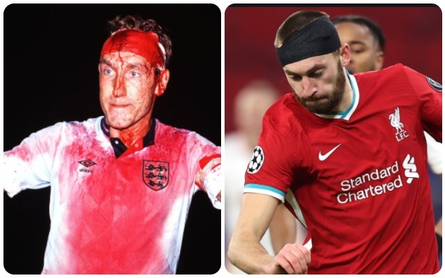 Nat Phillips' no-nonsense style is Terry Butcher-esque and it's just what Liverpool need right now – Opinion