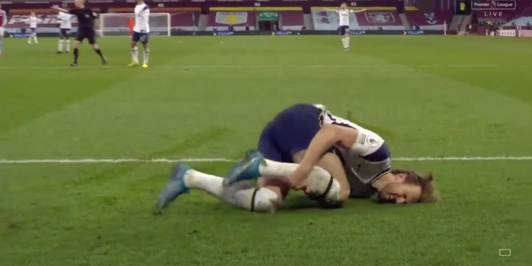"(Video) Kane dive described as ""cute"" as England captain continues to get away with cheating"