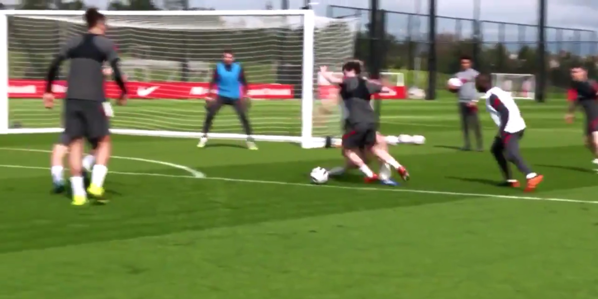 (Video) Musialowski waltzing round multiple LFC 1st-teamers in eye-opening Kirkby clip