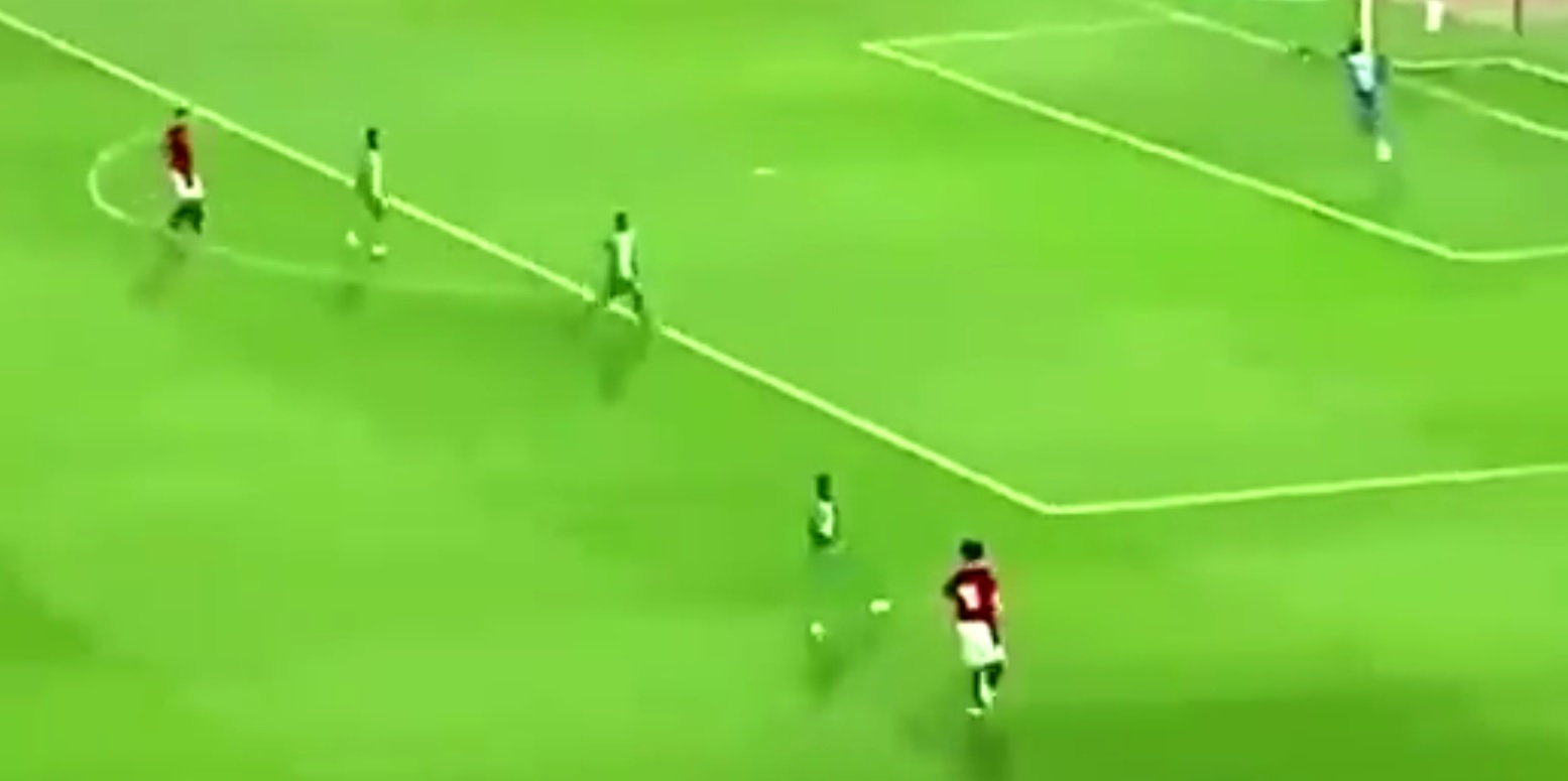 (Video) Mo Salah skins four players like it's nothing in 4-0 win for Egypt