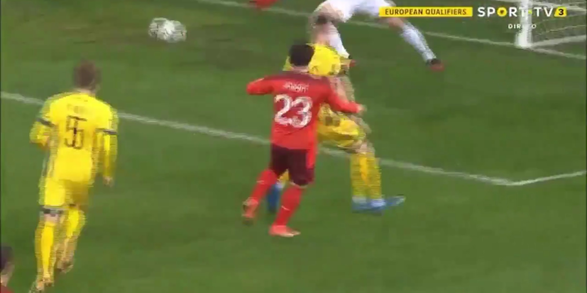 (Video) Shaqiri capitalises on Switzerland high-press & bags match-winner