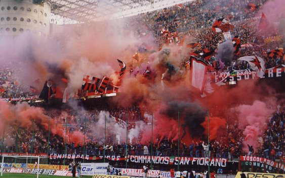 AC Milan fan group blasts UEFA and Sky Sports nonsense in completely epic statement