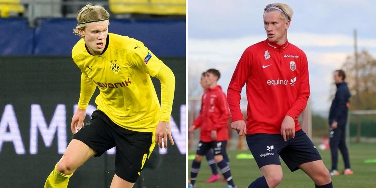 (Image) Erling Haaland's cousin reveals Liverpool & Premier League dream