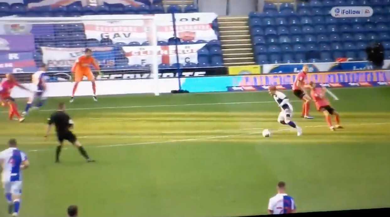 (Video) Harvey Elliott pays tribute to the 96 after netting winner for Blackburn