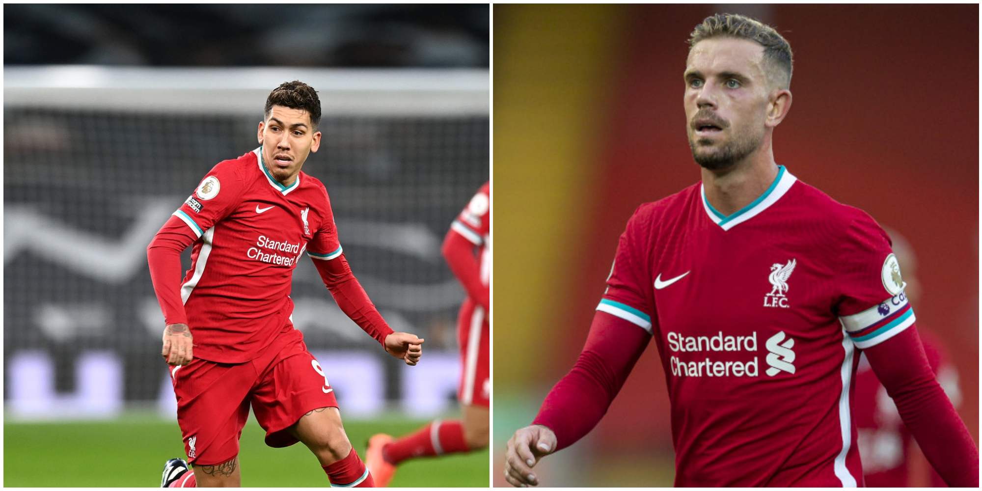 Klopp confirms injury boost for LFC as Firmino back; some hope for Henderson Euros availability