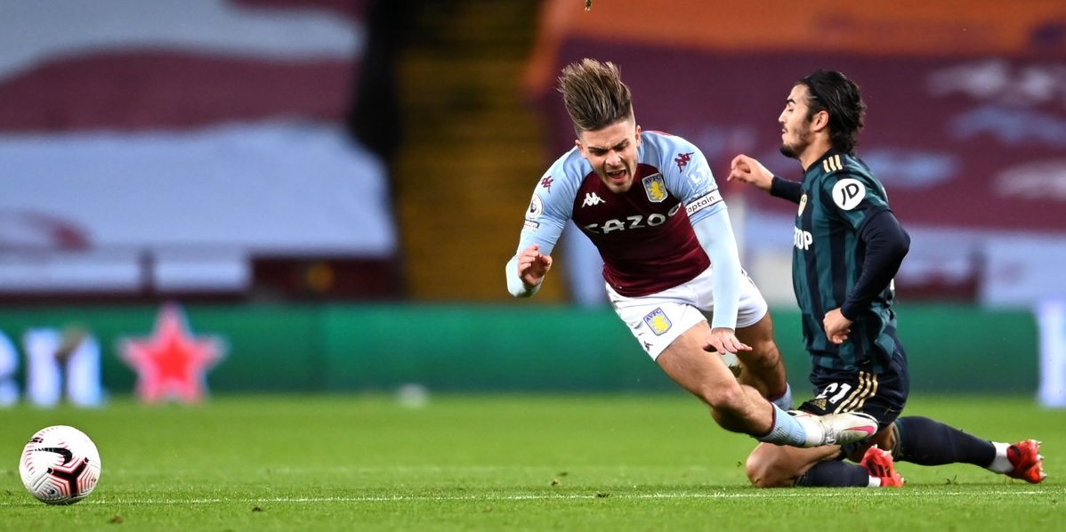 Villa confirm Jack Grealish setback to hand Liverpool boost ahead of league clash