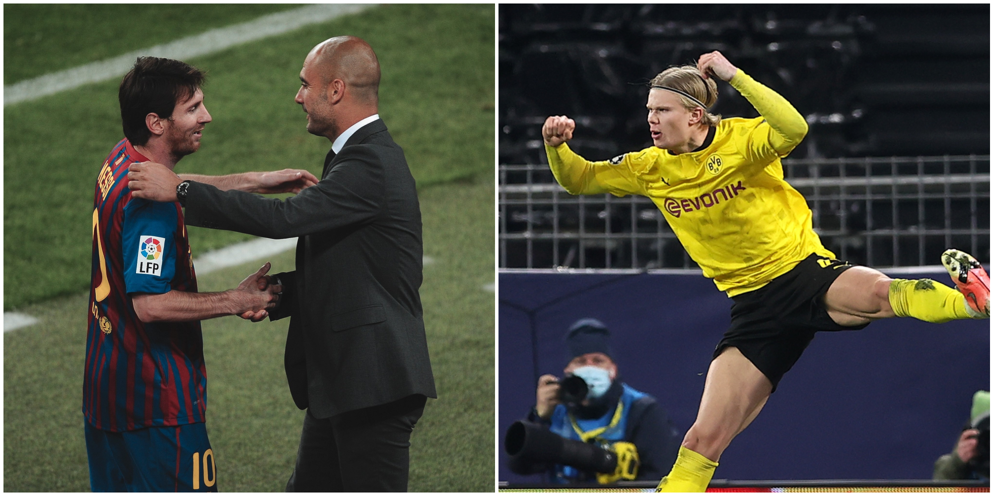 LFC face Haaland blow as Guardiola u-turn expected; Dortmund star now ahead of Messi on transfer wishlist – report