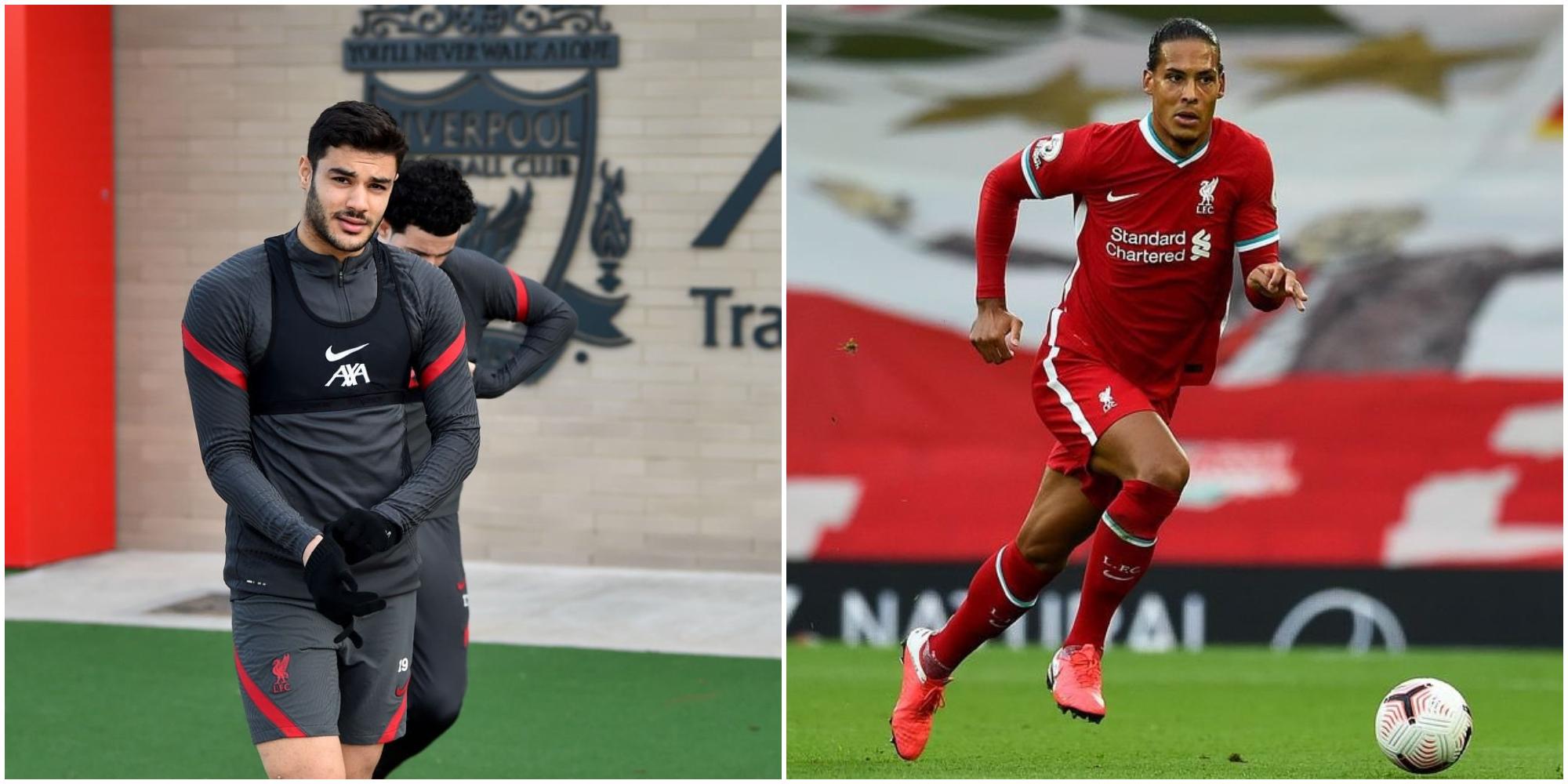 Kabak reveals Virgil van Dijk advice and identifies Dutchman's key attribute he's trying to emulate at Liverpool