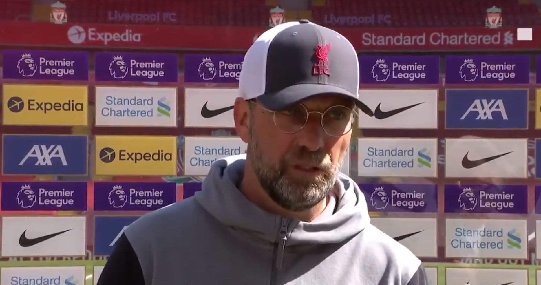 (Video) Klopp makes major Champions League admission after late collapse v Newcastle