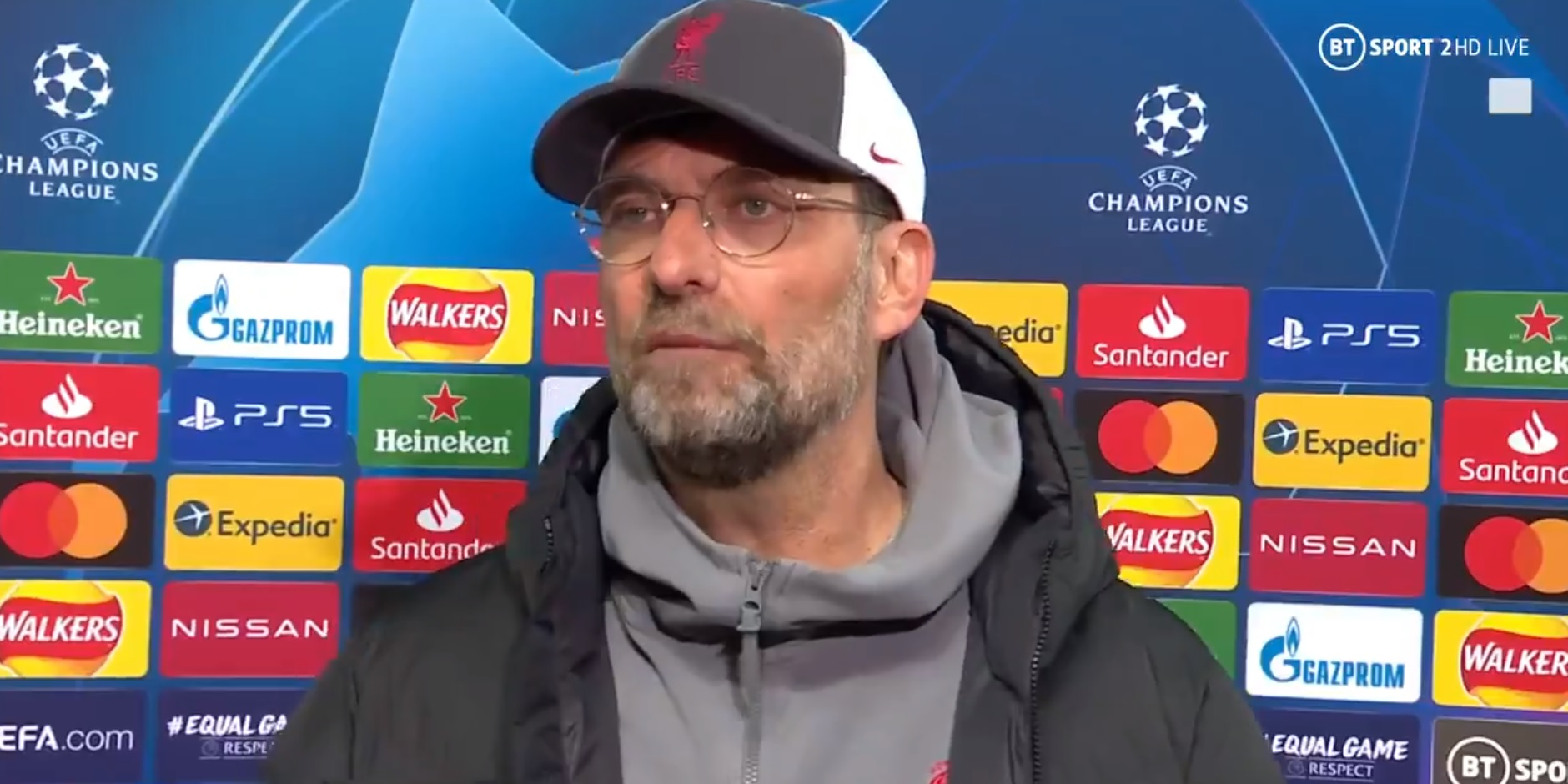 (Video) Klopp explains where Liverpool lost the Champions League tie with Madrid after exit on aggregate