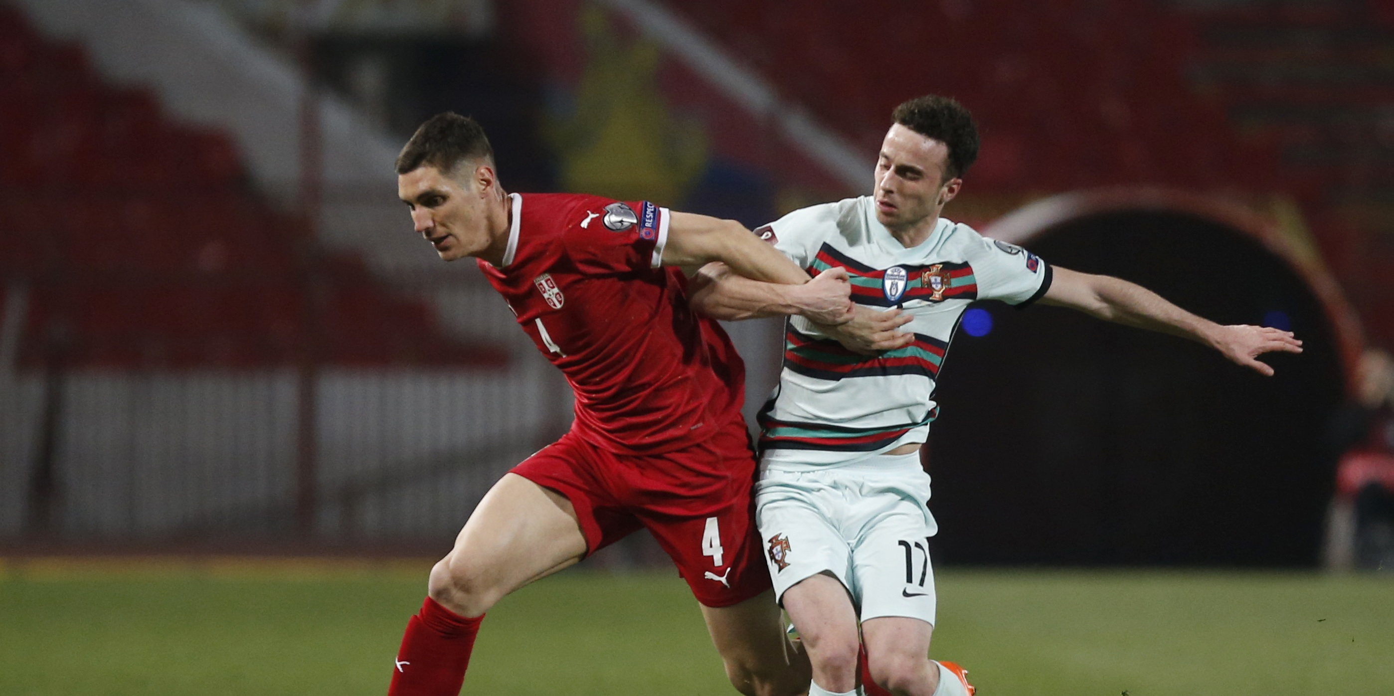 Liverpool may not move for €28m defender after dismal international display v Jota's Portugal, claims Corriere Fiorentino