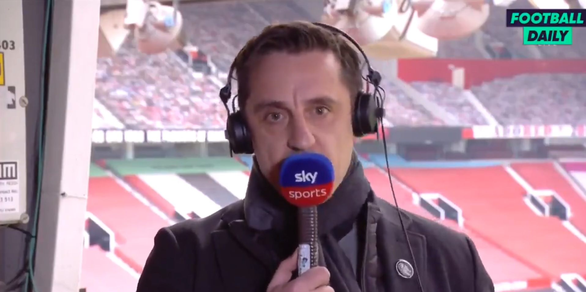 (Video) 'They're imposters' – Gary Neville calls out Liverpool and Manchester United hierarchy after ripping into European Super League plans