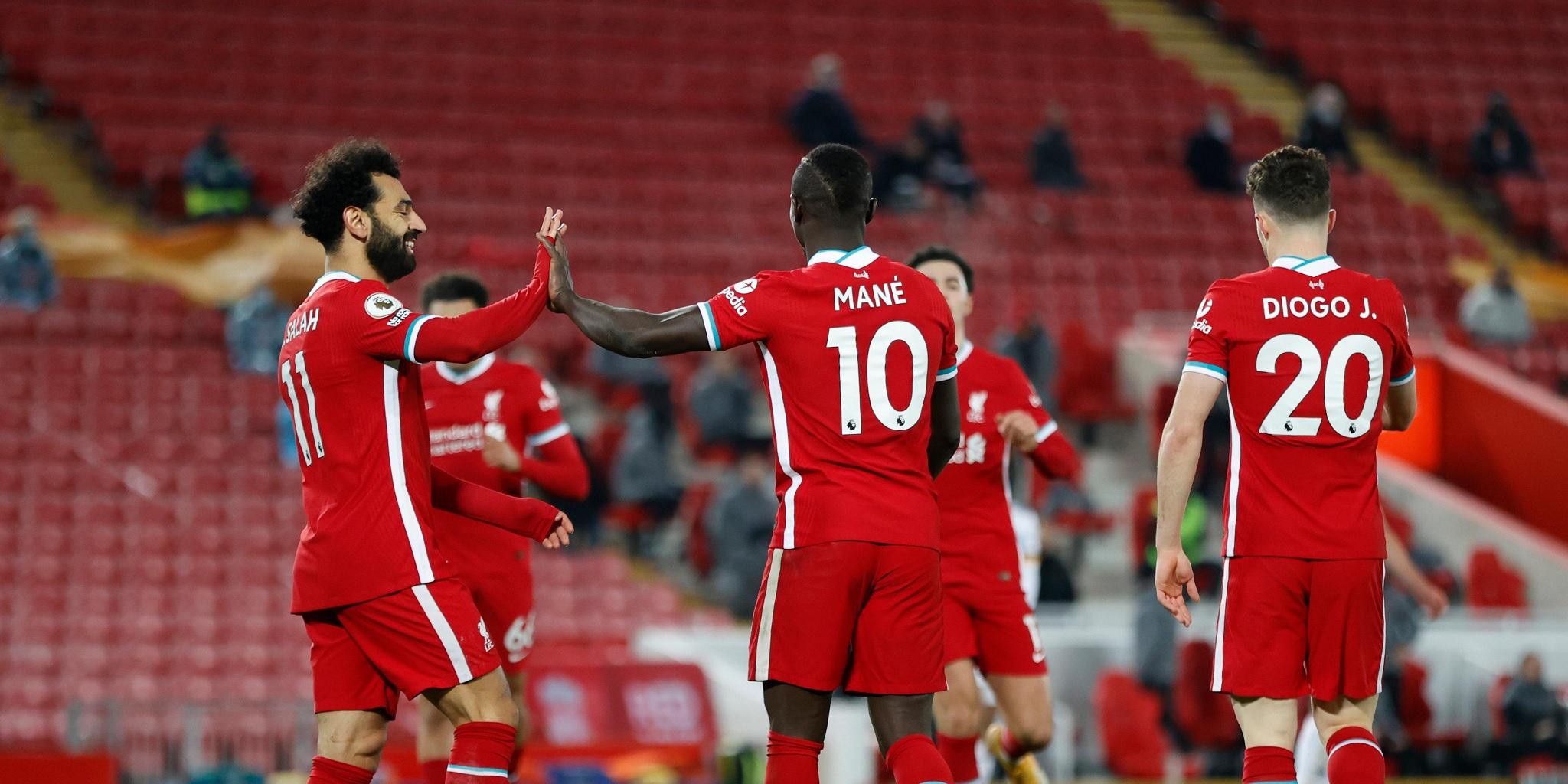 New report suggests Klopp could make huge Salah/Mane transfer gamble to fund move for Bundesliga hotshot