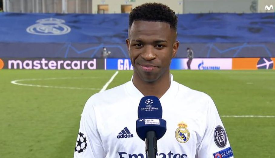 LFC have already contacted Vinicius Jr's agent about a summer transfer