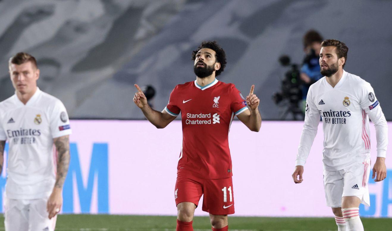 Mo Salah broke an all-time Liverpool goalscoring record last night, beating Ian Rush's 1983/84 away tally