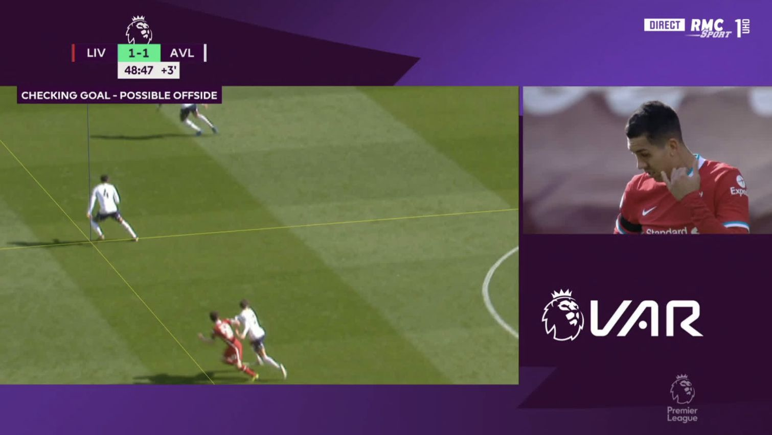 Referee chief's '20 goals' prediction about VAR changes could mean good news for Liverpool
