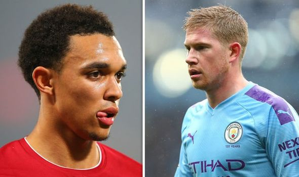 Viral article makes big argument for Trent Alexander-Arnold change – citing Kevin de Bruyne's defensive mistakes as evidence