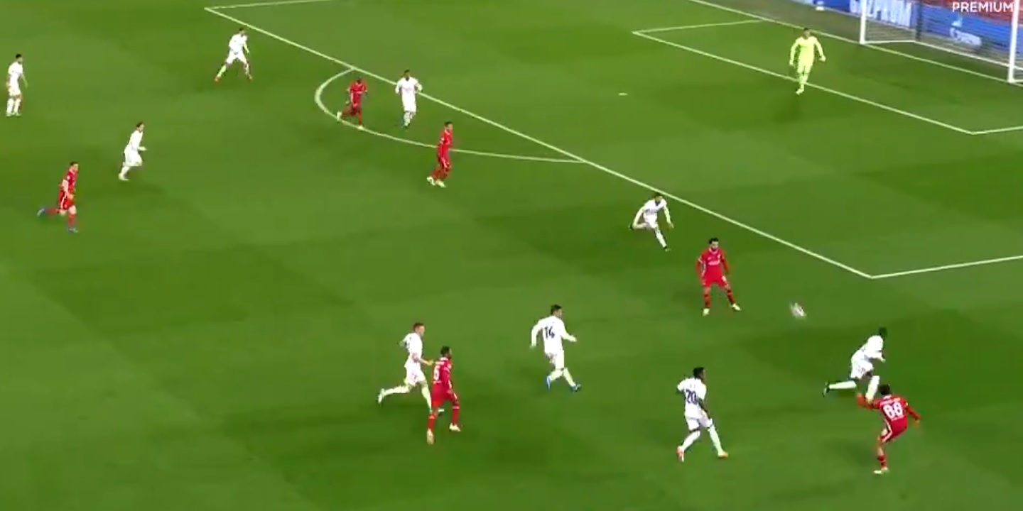(Video) New angle of Trent's excellent outside of the boot pass to set up Firmino chance emerges