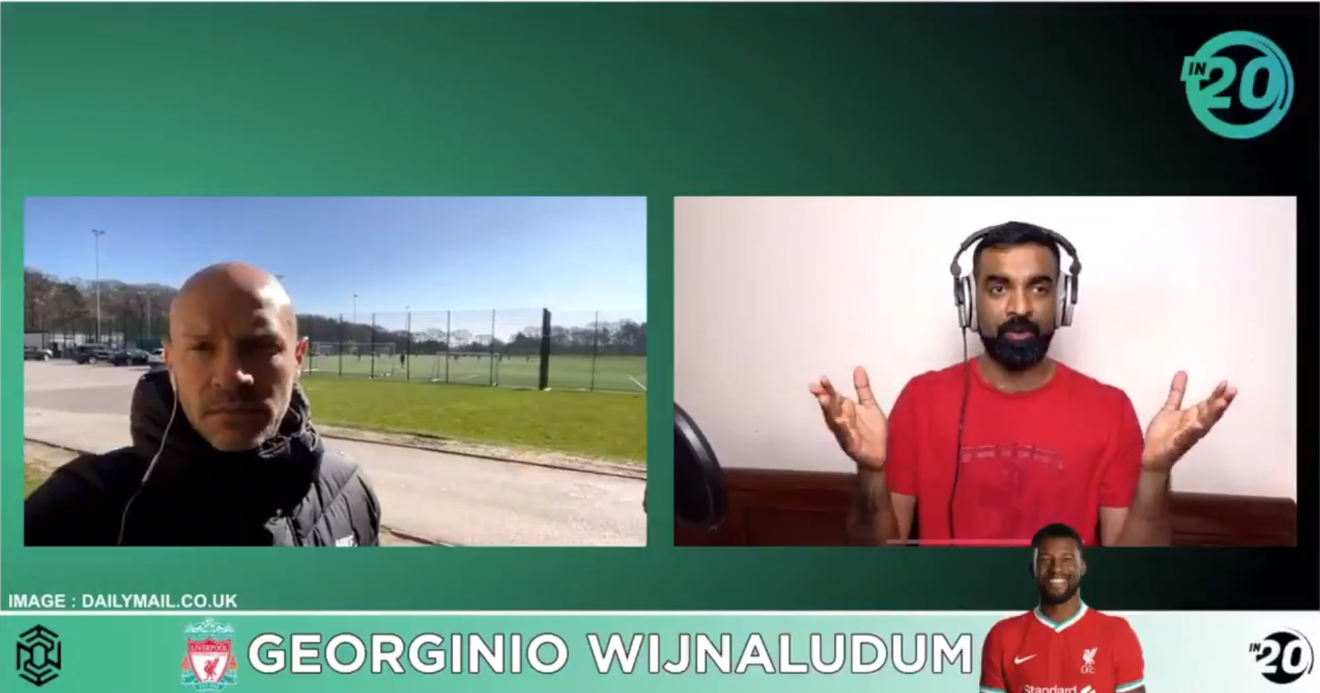 (Video) 'Even the likes of Everton….' – Danny Mills names PL clubs that should move for Wijnaldum in the summer