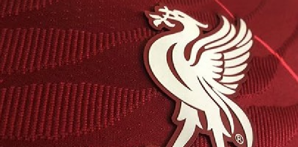 (Photos) Liverpool's new 2021/22 kit in detail with close-up images