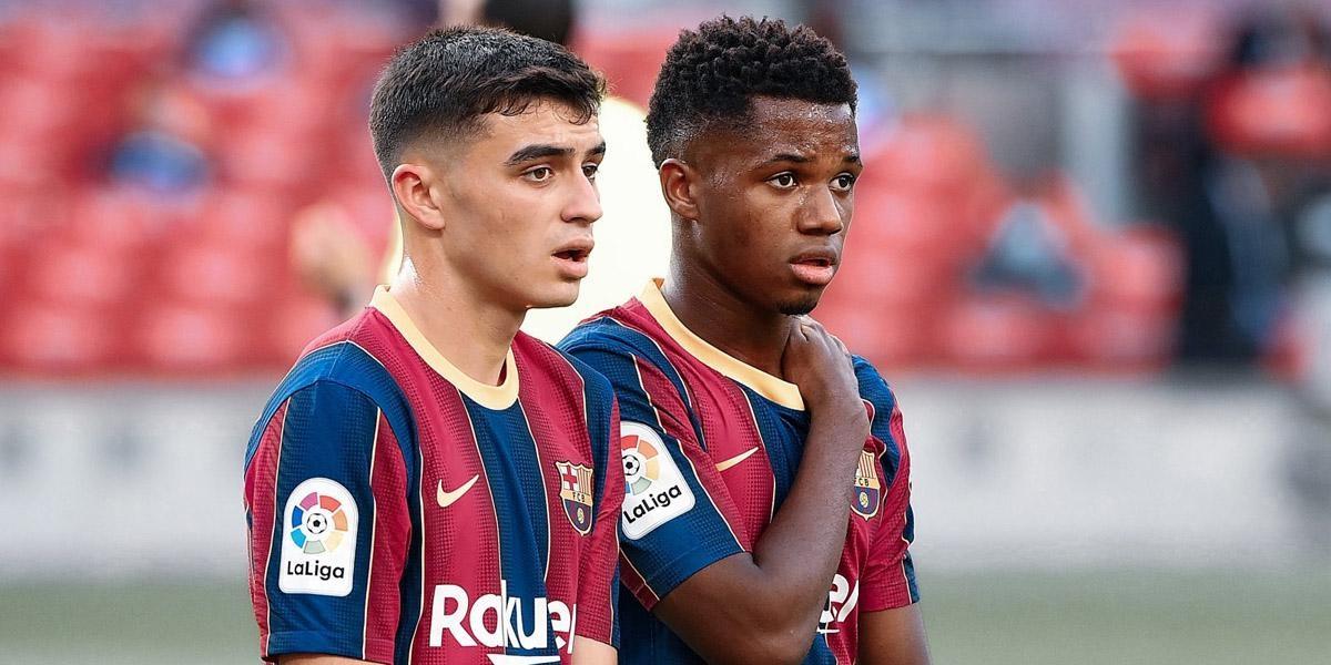Liverpool contact agents of teenage Barcelona prodigy – report