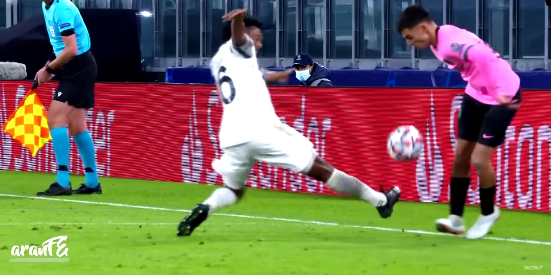 (Video) Pedri's best bits as Liverpool make move to sign Barcelona wonderkid