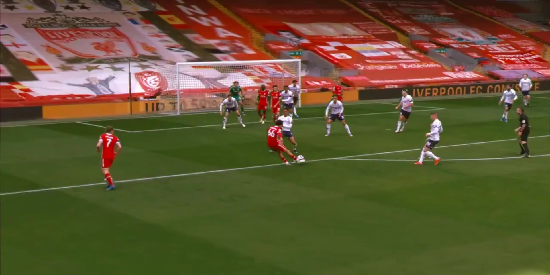 (Video) Brilliant new angle shows Trent's match-winning goal was near-impossible