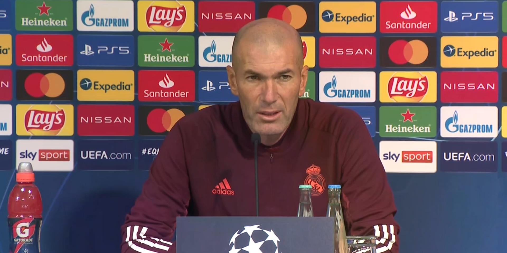 (Video) Zinedine Zidane responds to Mo Salah transfer speculation