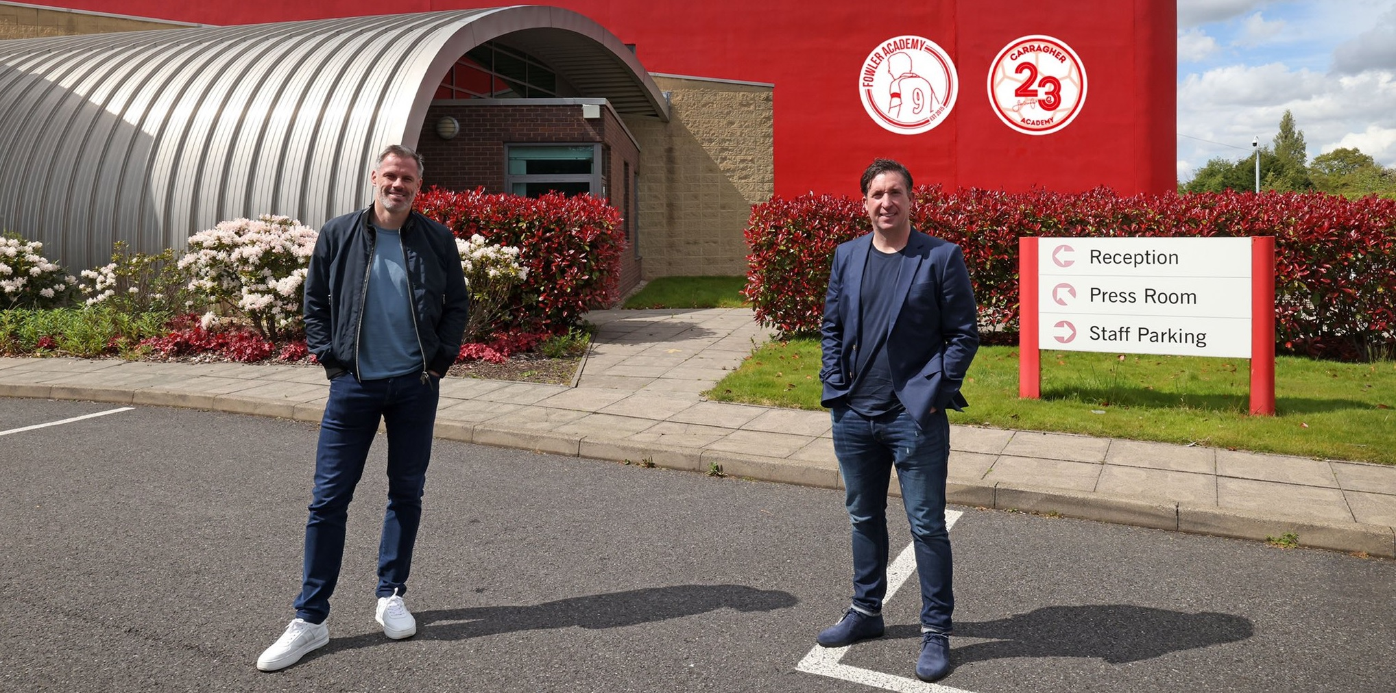 James Pearce reveals the fate of Melwood; Robbie Fowler and Jamie Carragher involved