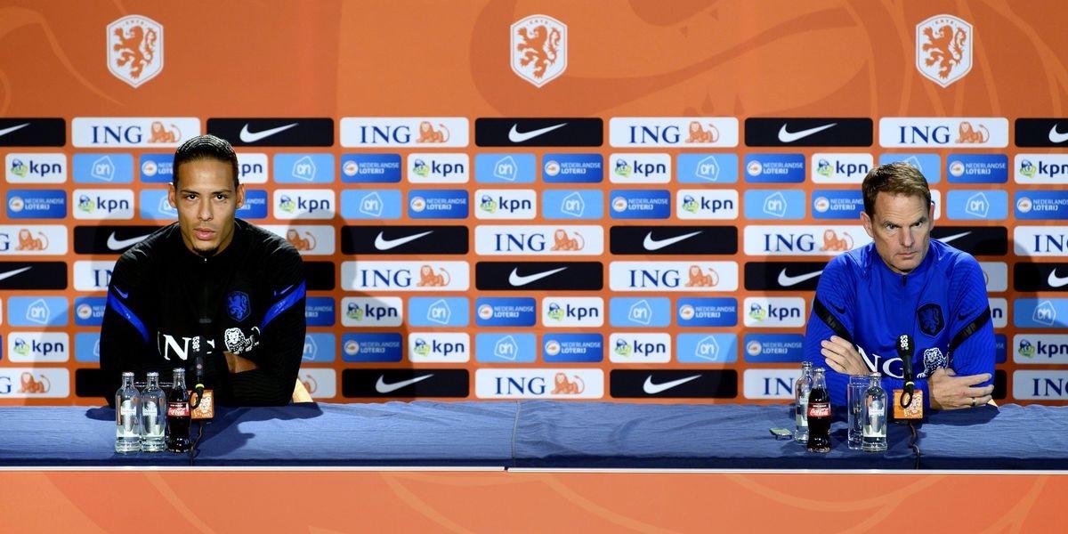 'I am especially sorry for him' – Frank de Boer responds to Virgil van Dijk's Euros decision