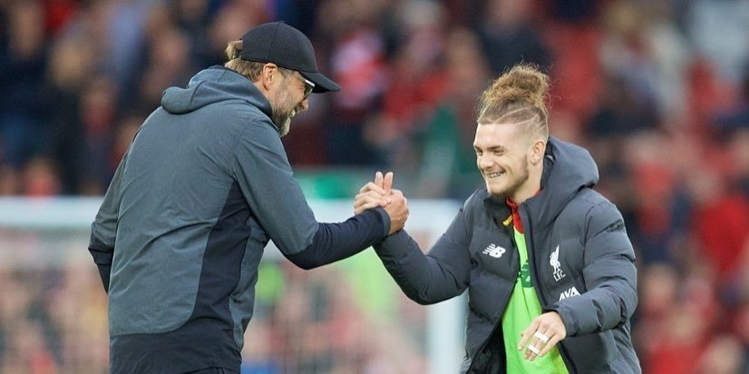 Klopp's challenge to Elliott before loan spell suggests young starlet will have a part to play with Liverpool next season