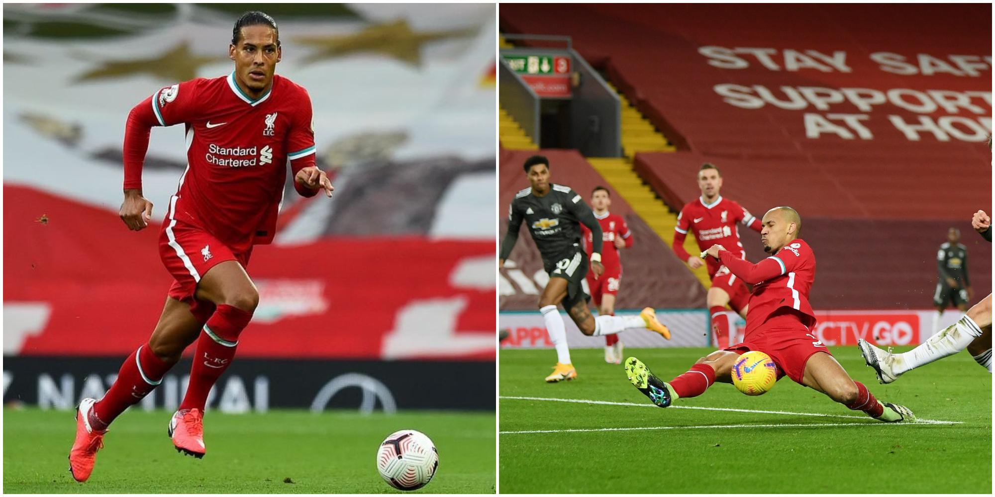 Fabrizio Romano drops major contract update on two key Liverpool stars