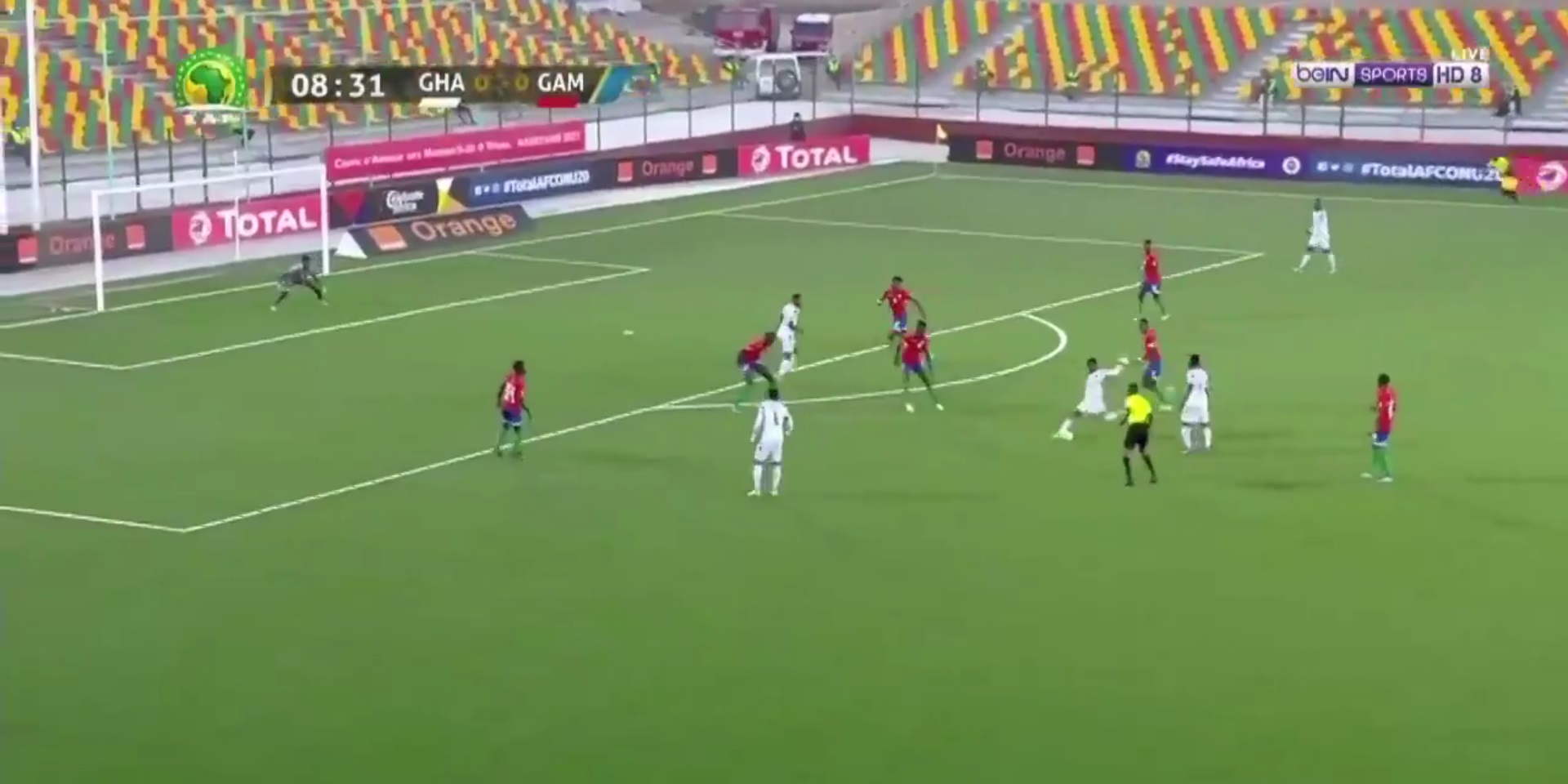 (Video) Reported Liverpool signing Fatawu Issahaku has a wicked left foot