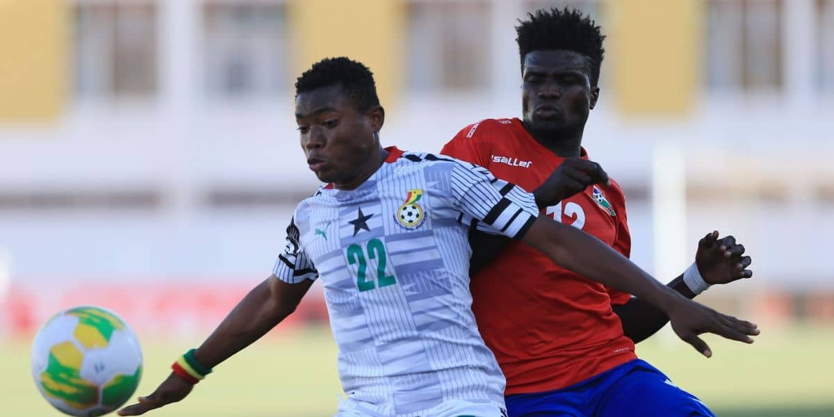 Ghana wonderkid who dazzled at U20s AFCON reportedly signs for Liverpool as Reds beat out Bundesliga competition