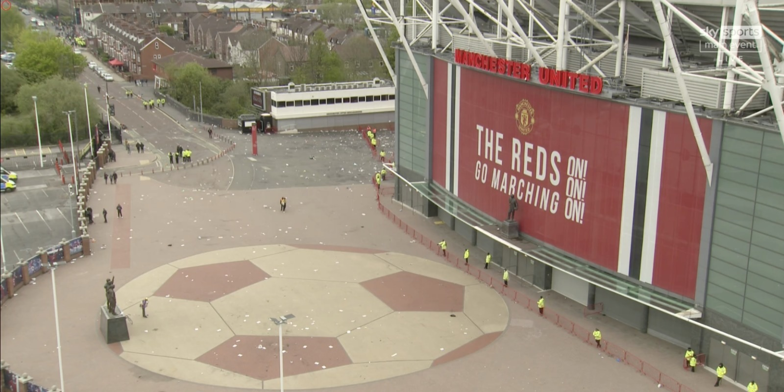 Decision on Liverpool v Manchester United tie set to be announced soon