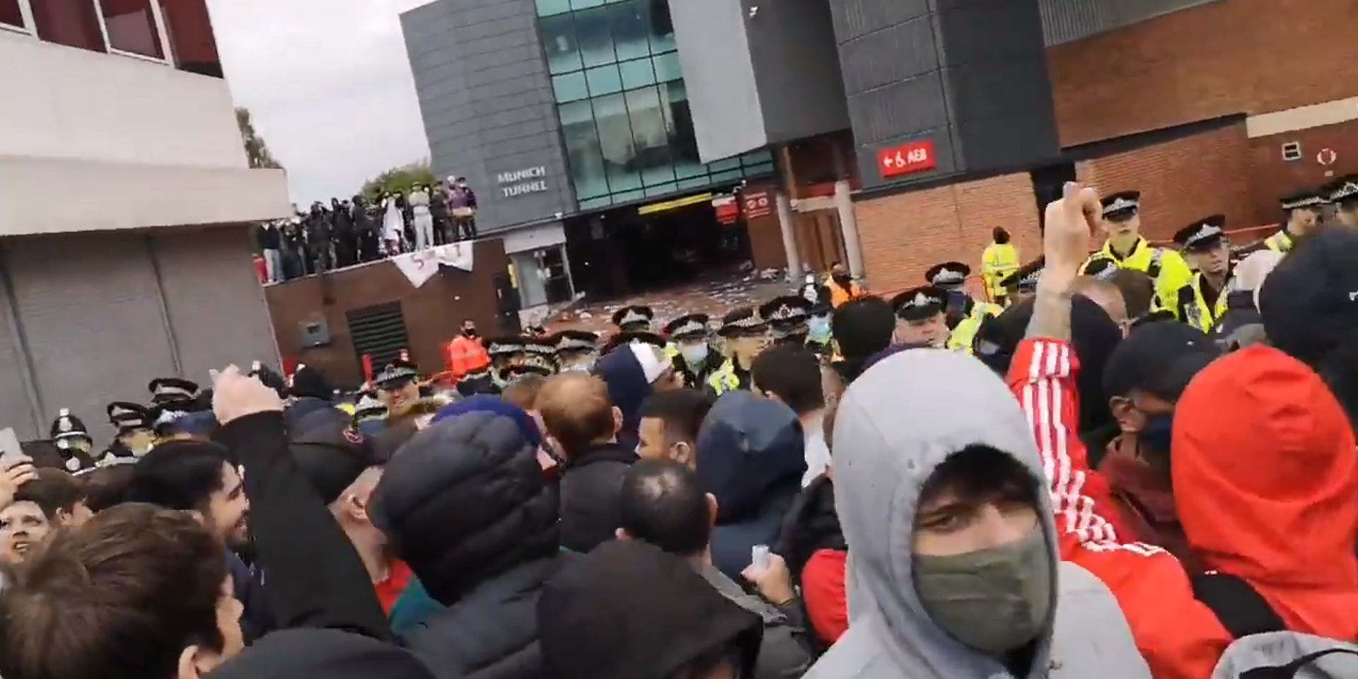 Manchester United have new date for Round 2 of protests that could affect LFC clash