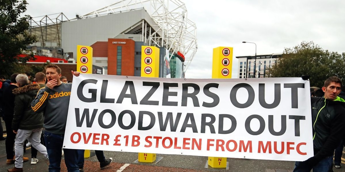 Liverpool tie could be delayed or postponed if Manchester United fears over anti-Glazer protests come to pass – ESPN