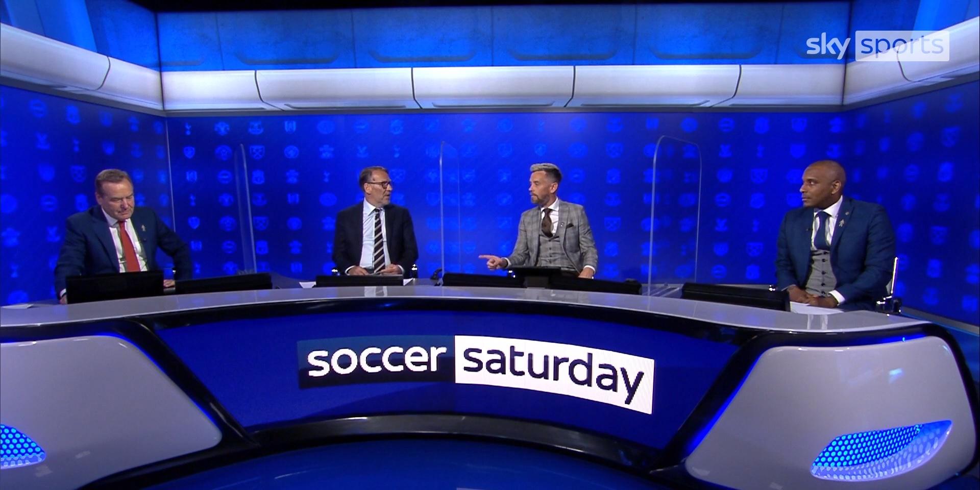 (Video) Paul Merson makes big Liverpool prediction 'if Van Dijk plays every game next season'