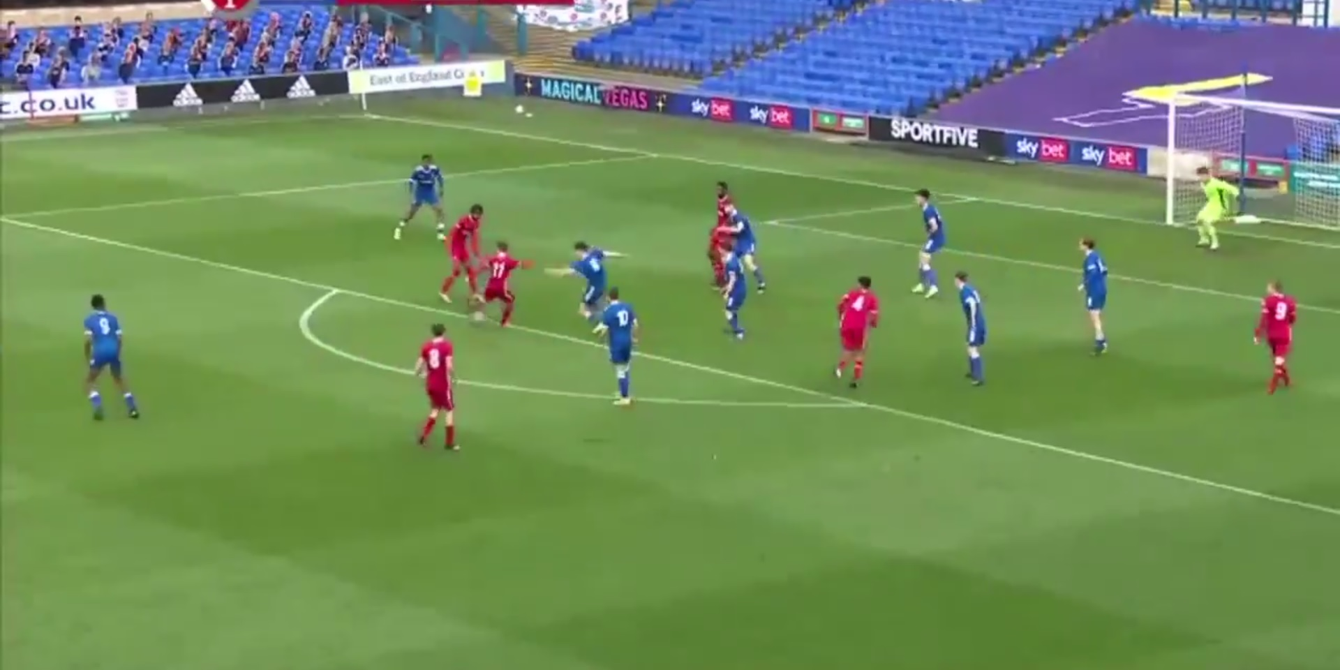 (Video) Musialowski bags as Liverpool U18s book place in FA Youth Cup final