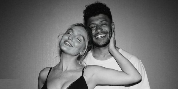 (Photo) Alex Oxlade-Chamberlain and Perrie Edwards confirm they're expecting a baby