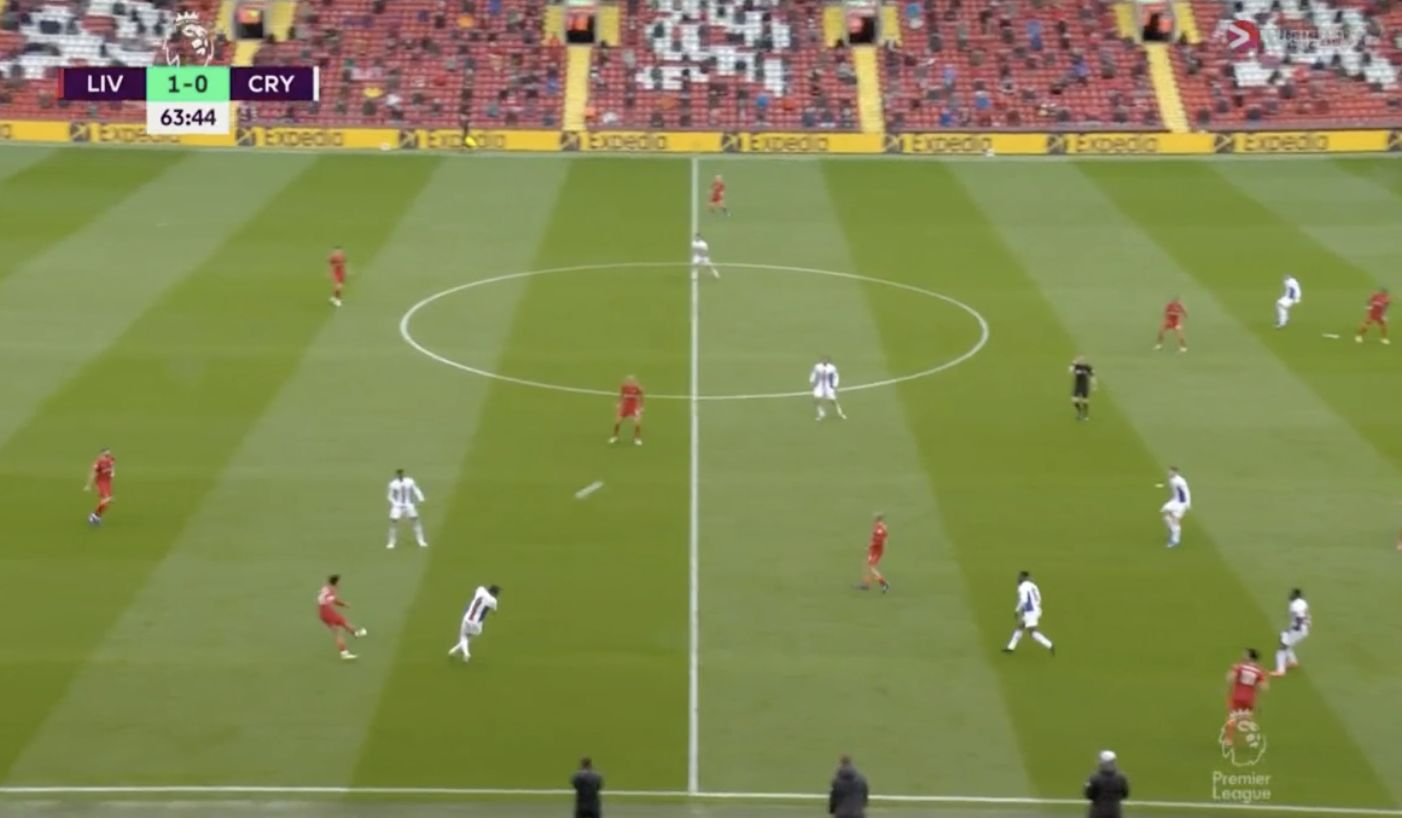 (Video) Farcically good Trent pass you might've missed v Crystal Palace