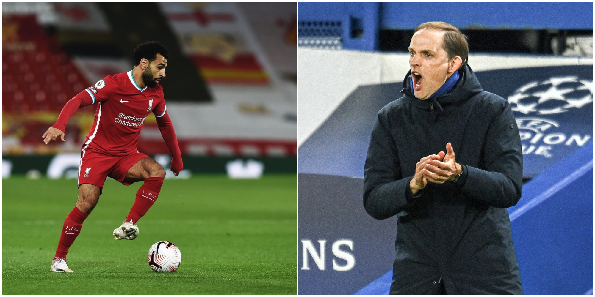 Mo Salah 'on the shortlist of Tuchel and Chelsea', says Christian Falk
