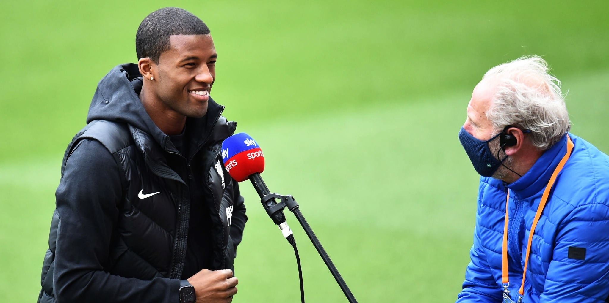 'As it looks right now…' – Gini Wijnaldum appears to have made a decision on his future