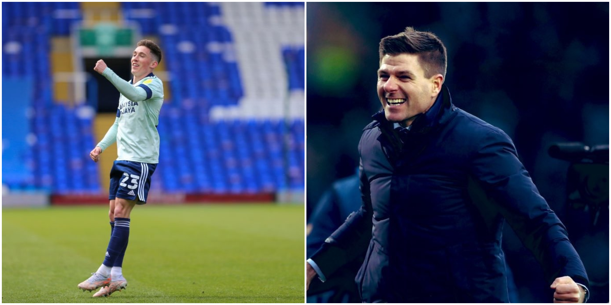 Steven Gerrard tipped to move for €16m Liverpool star if Alfredo Morelos makes Rangers exit