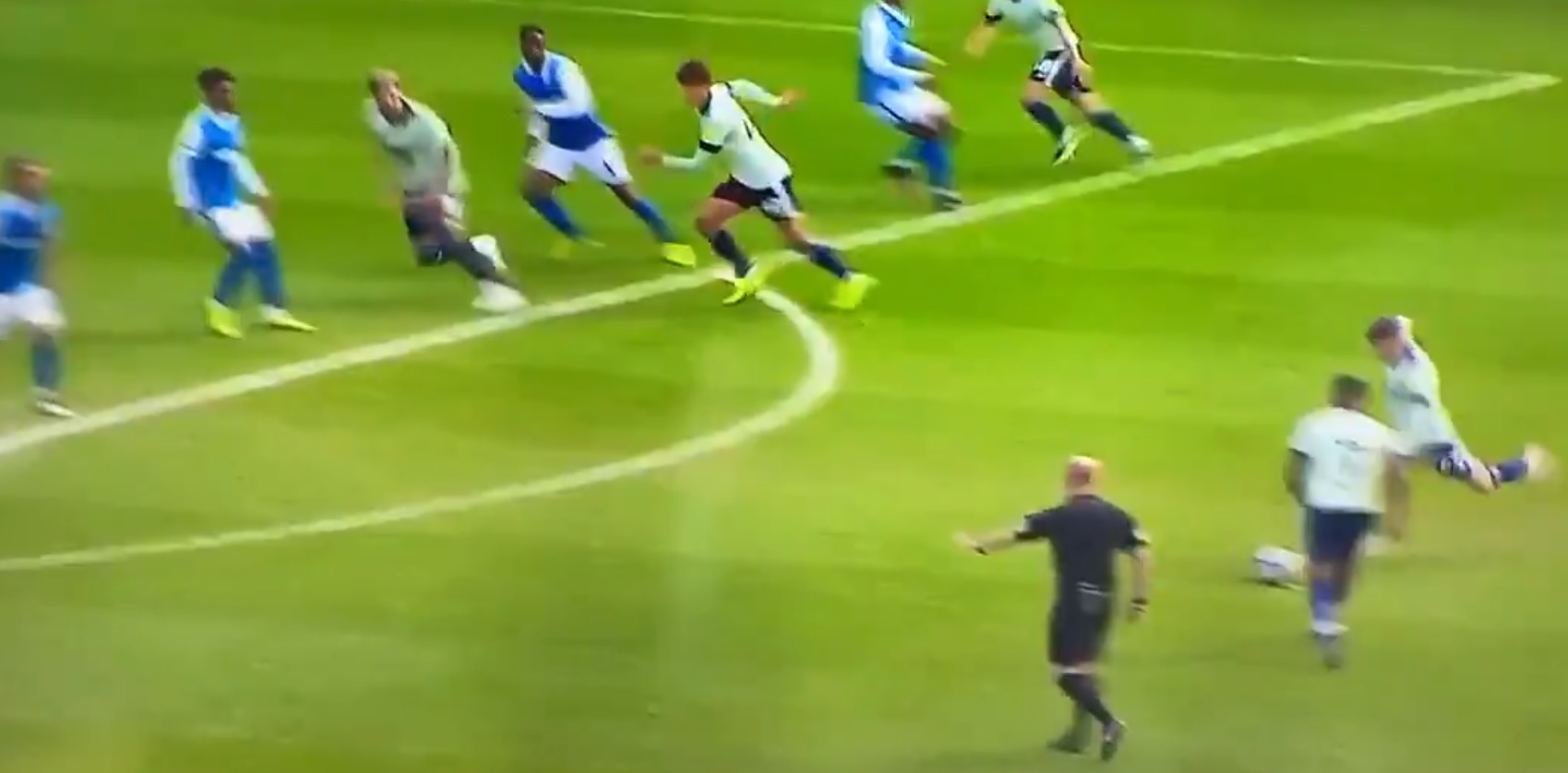 (Video) Harry Wilson scores two free-kicks and an excellent lob to complete Cardiff hat-trick