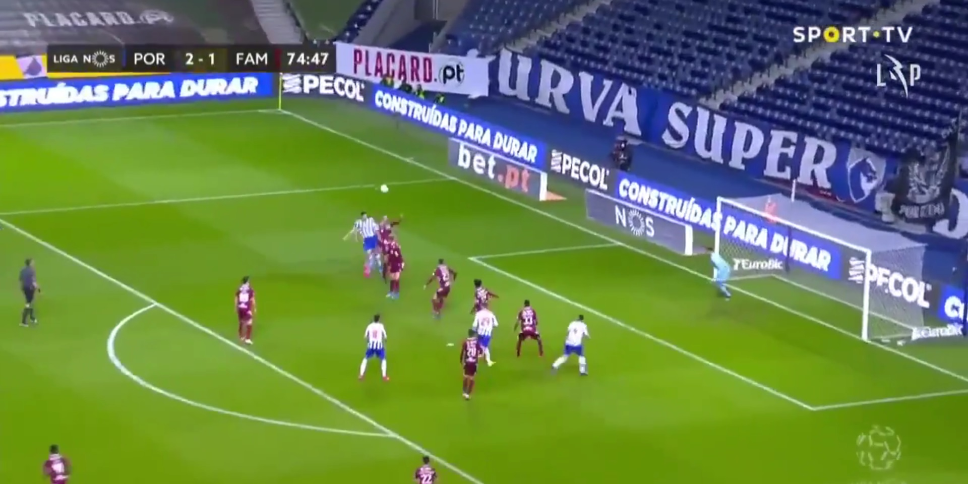 (Video) Liverpool loanee bags glorious headed goal with ridiculous hangtime