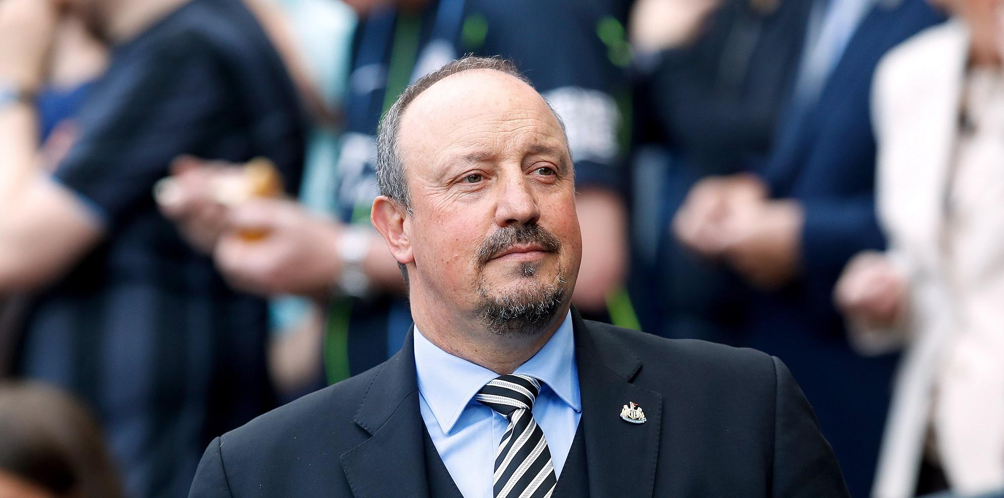 Sky journalist makes huge claim over ex-Liverpool coach Benitez's next managerial destination