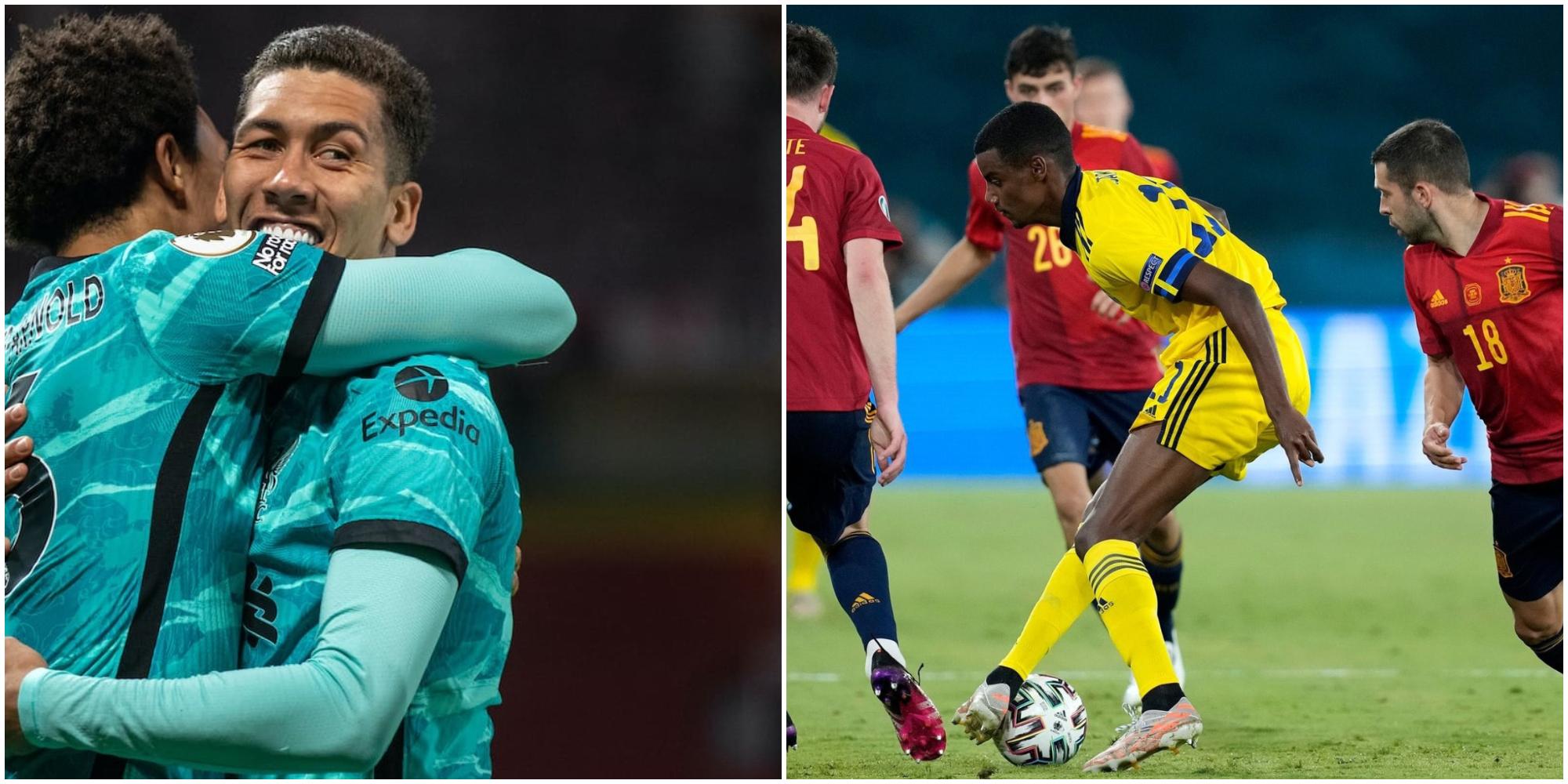 Liverpool tracking 17-goal La Liga star who impressed against Thiago's Spain – report